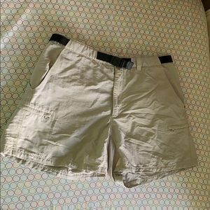 Women's The North Face Khaki Shorts